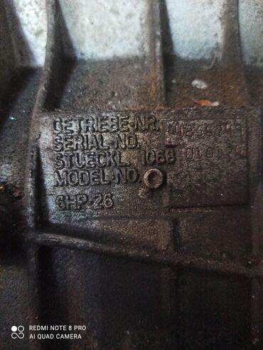 матиз 2 коробка автомат ош in Кыргызстан | DAEWOO: Продаю автомат коробку 6HP-26// 6HP-21 E 60 привозной из Германии