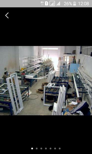 Мастер пласт окна двери витражи в Бишкек