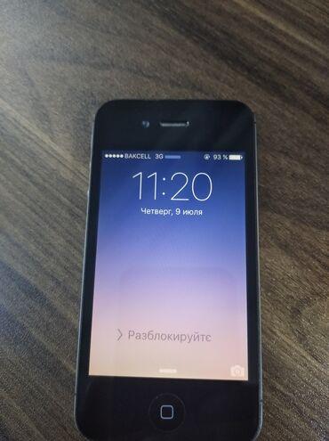 apple 4s - Azərbaycan: Yaxsi veziyyetde