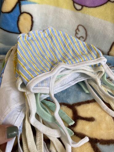 Продаю шапки для новорождённых и до года,есть новые и есть