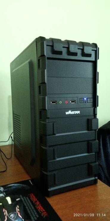 процессоры amd в Кыргызстан: Четырёх ядерный игровой компьютер Core i5 / SAPPHIRE HD 7850Системный