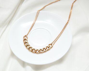 Novi lančić  -Ukupna dužina: 50cm  -Težina: 22,5g