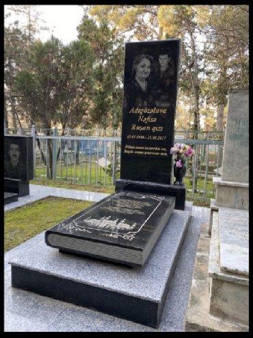 установка кондиционера в Азербайджан: Mezar - qebir daşları :Hər növ məzar,qəbir,heykel daşlarının