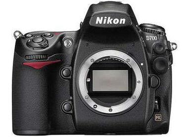 Nikon D700 κάμερες