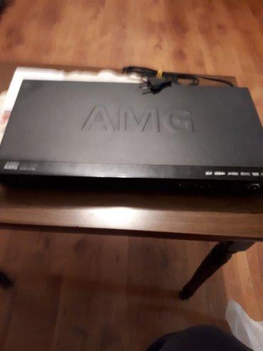 Amg  dvd-2100 neispitan  sa original daljinskim upravljacem - Beograd