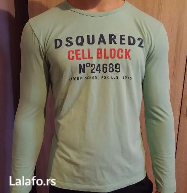Dsquared ( cell block ) original muski duks m velicina - Kragujevac