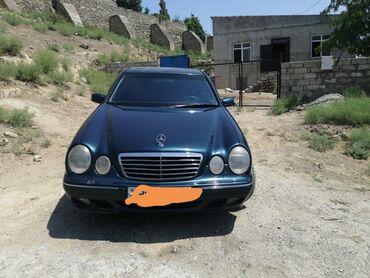 mersedes benz 1999cı il - Bakı: Mercedes-Benz E 220 2.2 l. 1999 | 495658 km