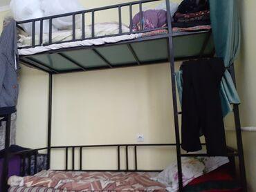 двухъярусные кровати бу в Кыргызстан: Кроват двух этажный