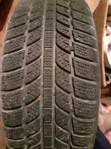 диски bmw 95 стиль в Кыргызстан: Продаю резину зимняя остаток протектора 95-90% размер 205/60/15 2 балл