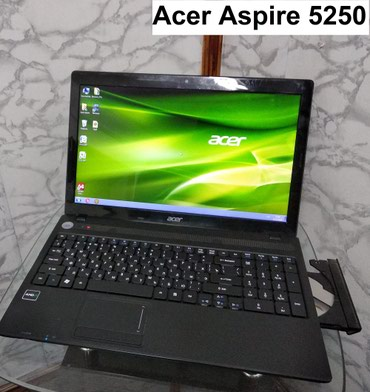 "Acer Aspire 5250 ( AMD E300  / 4Gb DDR3 / 250 GB SATA / DVD-RW / 15.6"" в Бишкек"