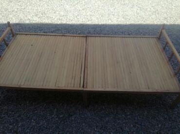 Садовая мебель в Кыргызстан: 2 кровати 1500сом