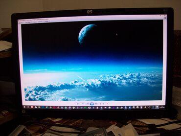 """Kvalitetan HP monitor 22inch Widescreen. HP L2245w 22"""" Widescreen LCD"""