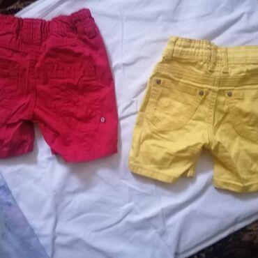 Dečija odeća i obuća - Zajecar: Pantalonice 3/4 92 velicina