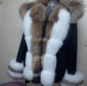 Topla zimska jakna s krznom extra cena  krzno je jako hvalitetno odrad