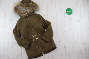 Верхняя одежда - Зеленый - Киев: Дитяча парка H&M, вік 7-8 років, зріст 128 см    Довжина: 67 см Ши