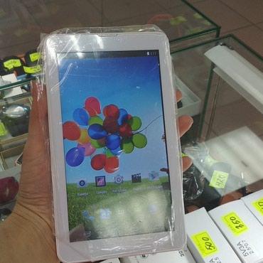 Планшет на андройде с 3g .новый. Цена 4500сом в Бишкек