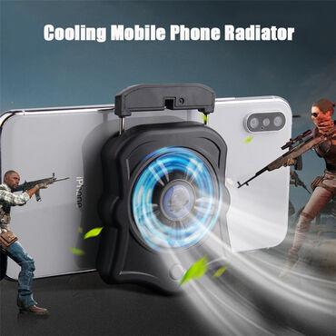 планшет meizu в Кыргызстан: Универсальный Портативный Аккумуляторный вентилятор для телефона Кулер