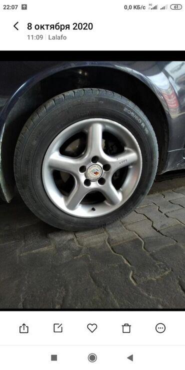 купить диски r15 4x100 в Кыргызстан: Куплю такой диск