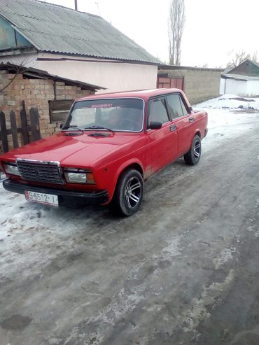 ВАЗ (ЛАДА) 2107 1983 в Кант