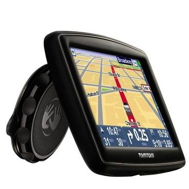 TomTom XXL 550T 5-Inch Portable GPS Navigator