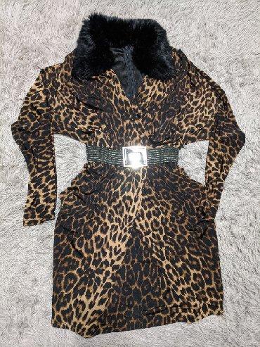 вязаное платье с воротником хомут в Кыргызстан: Платье трикотаж на подкладке. Воротник меховой отстёгивается. С карман