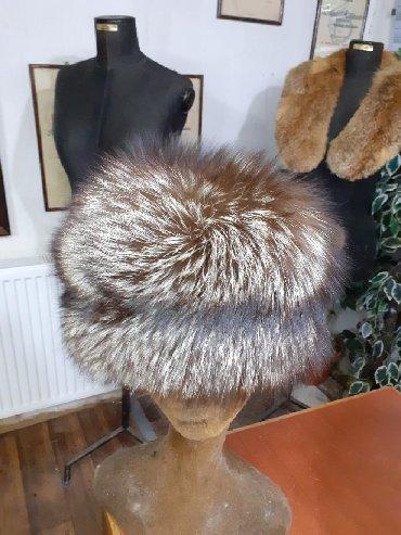 Subara bela lisica - Srbija: Krzneni kaputi BoxCo XXL