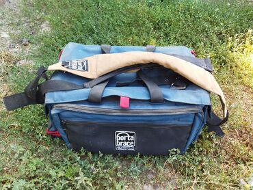 Электроника - Чалдавар: Продаю сумку для фото видео аппаратуры. porta brace. Долго лежала в