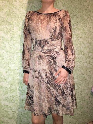 Продаю платье, размер м, ткань шифон, в Бишкек
