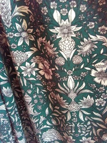 Bluze zavkrupnije dame ,zelena I  plava,rastezljiv materija - Sombor - slika 3
