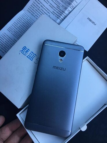 зарядка meizu в Кыргызстан: Продаю или меняю Meizu 5S 16 ГБ, на экране есть трещина но на работу