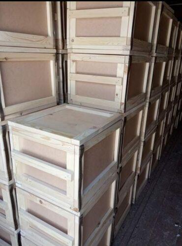 54 elan | XIDMƏTLƏR: Изготовляю на любой размер деревянные коробки для упаковки грузов из ф