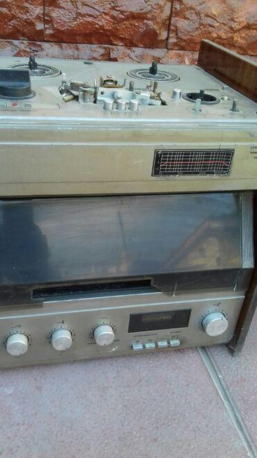 1408 elan | İDMAN VƏ HOBBI: Babin və plastinka proiqrevatel satılır 20 ədəd babin kasetlər üstündə