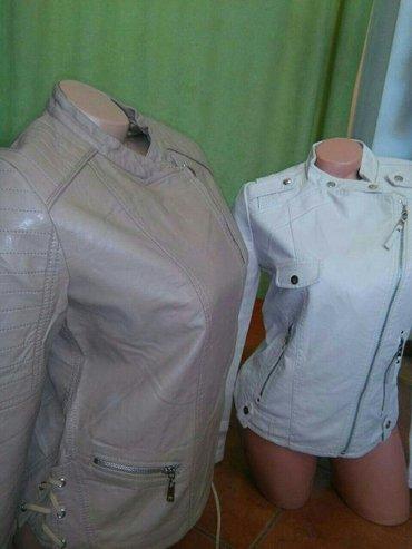Nova braon jakna. Veličina l. - Pancevo