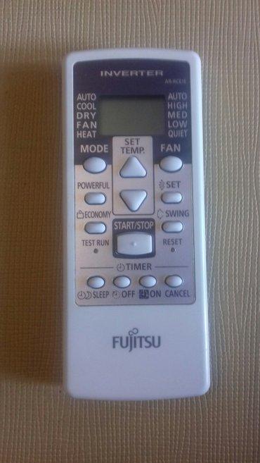 Bakı şəhərində Fujitsu invertor oriqinal kondisioner pultu vatçap var