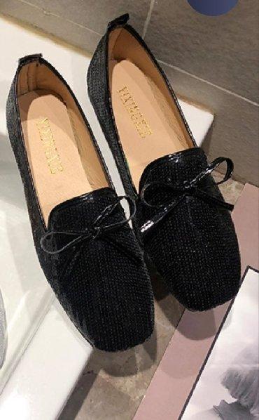 Новые легкие туфельки в пайетках разм.36-36.5