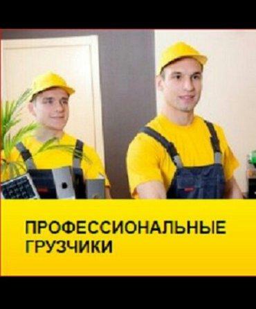 Мы ищем работы на грузчика. у нас в Бишкек