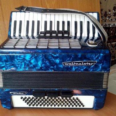аккордеон-weltmeister в Кыргызстан: Аккордеон weltmeister stella тел: обращатся строго по ватсапп