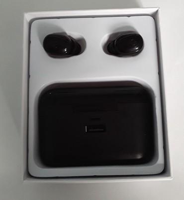 Audio Azərbaycanda: Qulaqlıq - Model: X8 - TWSKablosuz Bluetooth QulaqlıqQulaqlıq