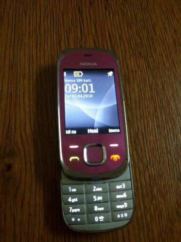 Na prodaju nokija 7230 telefon je star par meseci sve na njemu radi - Ruski Krstur