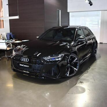 audi-80-1-6-d - Azərbaycan: Audi RS6 3.6 l. 2020
