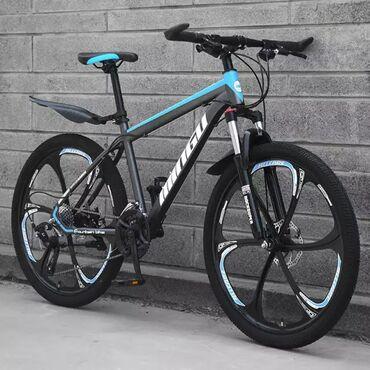 11295 объявлений: Продается велосипед, абсолютно новый, в коробке. Рама:26