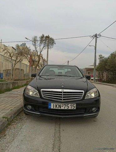 Mercedes-Benz C 180 2009