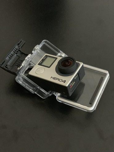 Bakı şəhərində GoPro Hero 4 Black.
