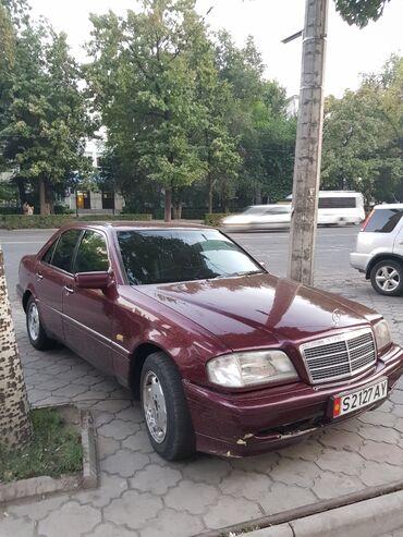 Транспорт - Новопокровка: Mercedes-Benz C 230 2.3 л. 1998 | 300000 км