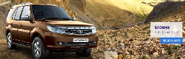 Tata Sumo Storme is defined as a strong, bold and sturdy SUV launched
