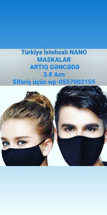 - Azərbaycan: Qoruyucu Maska
