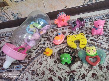 Очень много игрушек для новорожденного всё вместе за 499с рн Орто