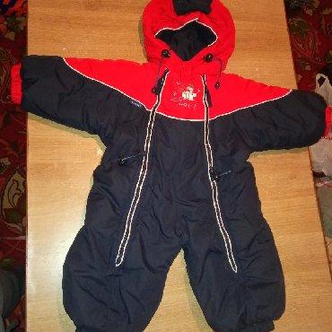 резиновый комбинезон детский в Кыргызстан: Детский комбинезон Lapland зимний, хорошего качества, ещё на ножки