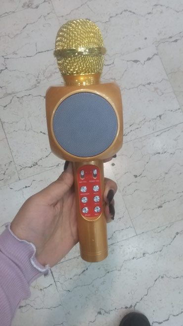 Bakı şəhərində Işiqli Bluetooth Mikrafon .