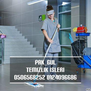 Bakı şəhərində Otellerin ve iase obyektlerinin temizlenmesi.Kompaniyamız bütün